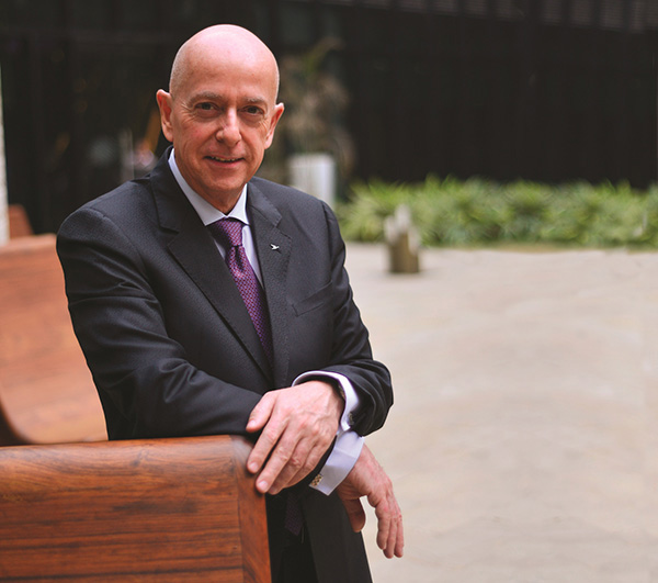 Jean-Michel Cassé, Chief Operating Officer - India and South Asia for AccorHotels