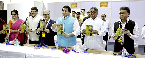 "Launch of Book 'Every Ones Business"" at Travel Mart"