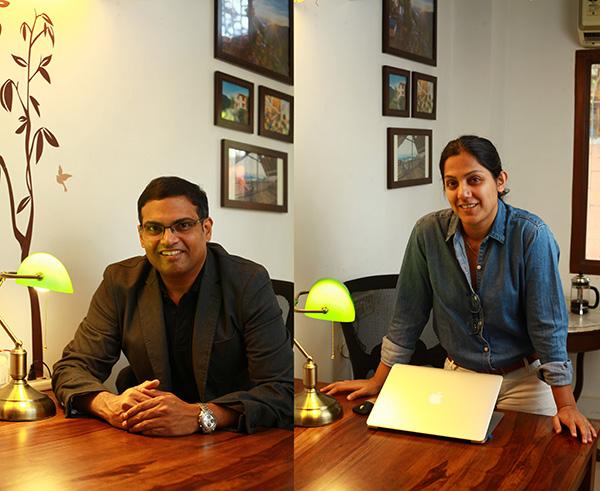 Devendra Parulekar and Tejas Parulekar, Founders – SaffronStays
