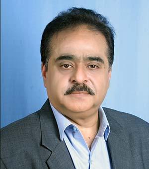Dilip Datwani, President, HRAWI