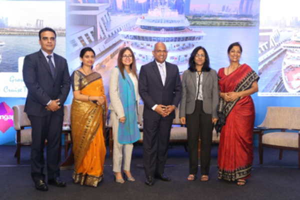 Singapore Tourism Board's cruise forum last year