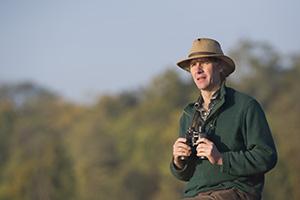 Julian Matthews, Chairman, TOFTigers Photo courtesy: Bandu Mankar / Sanctuary Photo Library