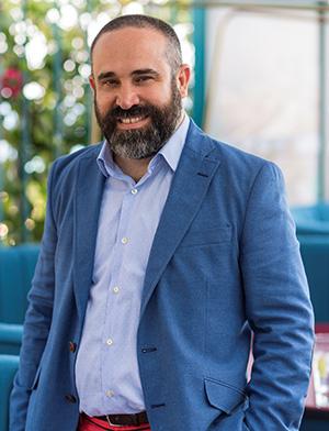Sergio Zertuche, Chief Sales & Marketing Officer, Palladium Hotel Group