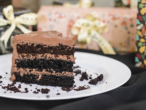 Devil Chocolate Pastry