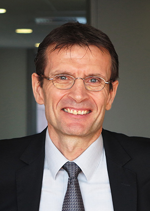 Jean-Noel Rault General Manager - Indian Sub-Continent Air France-KLM