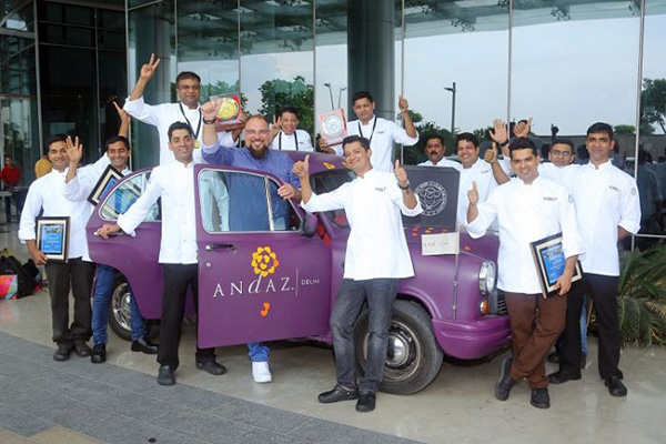 Hyatt commences its annual culinary contest, 'The Good Taste Series' at Andaz Delhi