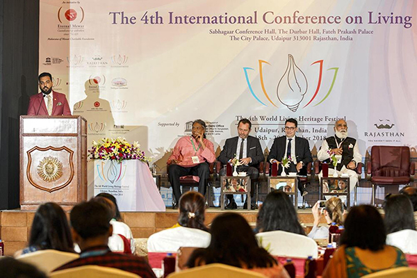Knowledge sharing sessions at World Living Heritage Festival 2018