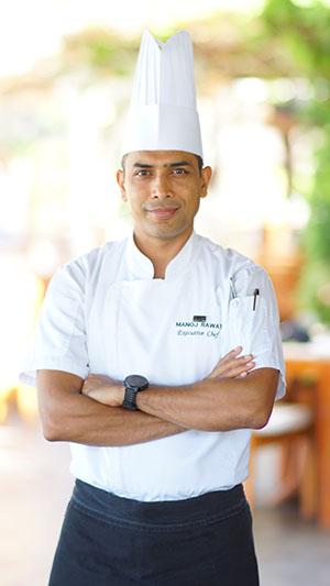 Chef Manoj Rawat