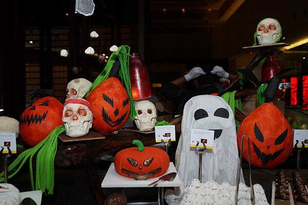 Halloween Special at Westin Hyderabad Mindspace Hotel