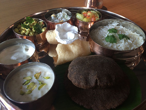 Navratri Thali_Roseate Hotels & Resorts