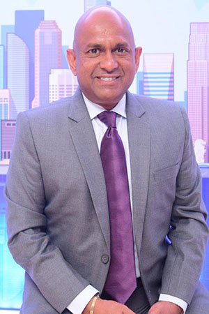 GB Srithar, Regional Director (SAMEA), Singapore Tourism Board