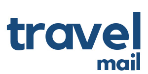 blue travel mail logo for website