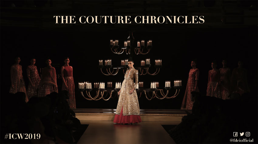 Fdci Presents The 12th Edition Of India Couture Week Travel Mail India S Leading Travel Magazine