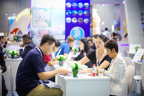 IBTM China sellers are meeting with the buyers