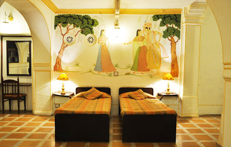 Roopangarh Fort Hotel, Ajmer