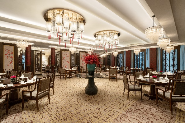 Unbelievable Perspective with Opening of Shangri-La-Hotel, Suzhou Yuanqu  2