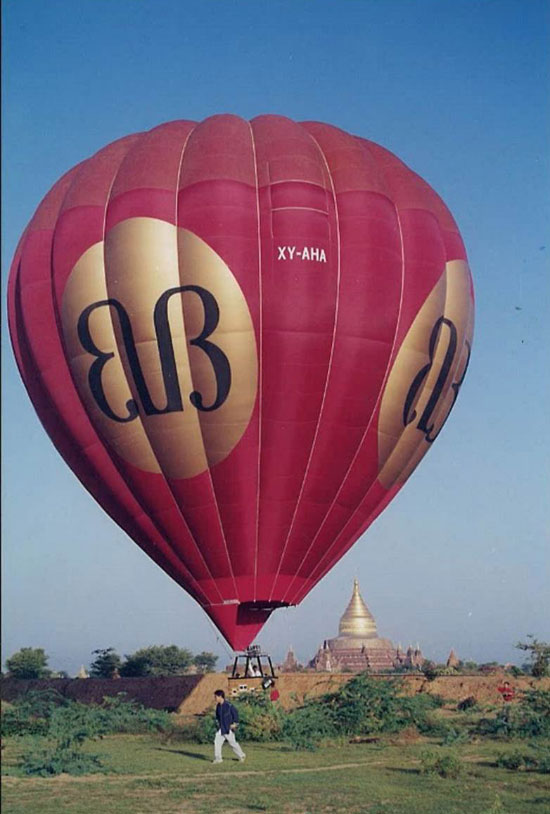 Balloons Over Bagan Marks Milestone in the Sky