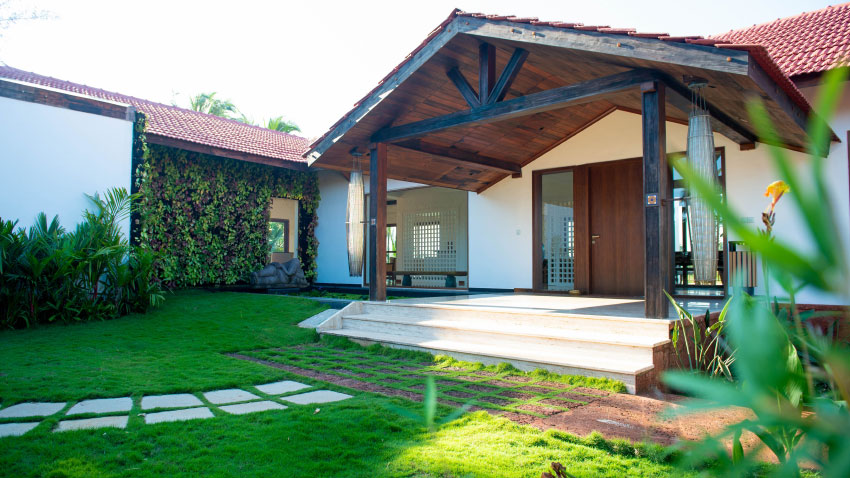 Niraamaya Wellness Retreats expand it's luxury footprints to Goa, launches its first private residence
