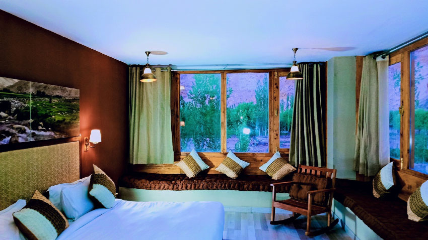 Incubated at AICGIM and Scaling Heights in Ladakh: The rise of The Verda Group of Hotels
